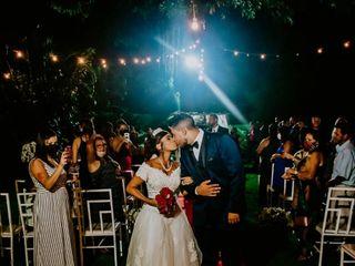 O casamento de Beatriz da Silva e Matheus da Silva