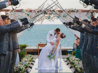O casamento de Patricia Meneguzzo e Samuel Pontel