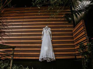 O casamento de Renilla e Israel 1