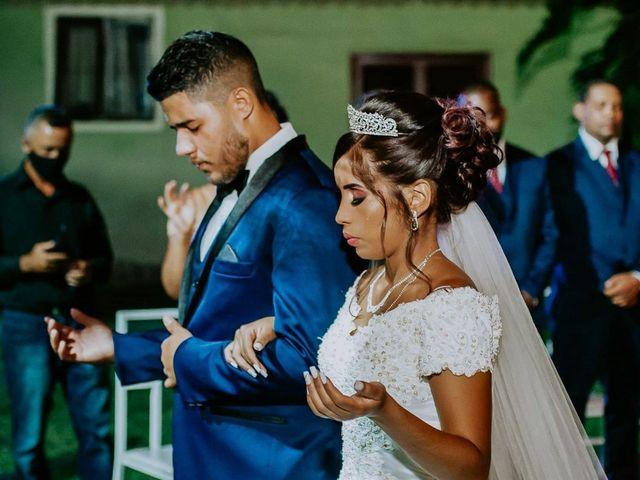 O casamento de Matheus da Silva  e Beatriz da Silva em São Gonçalo, Rio de Janeiro 1
