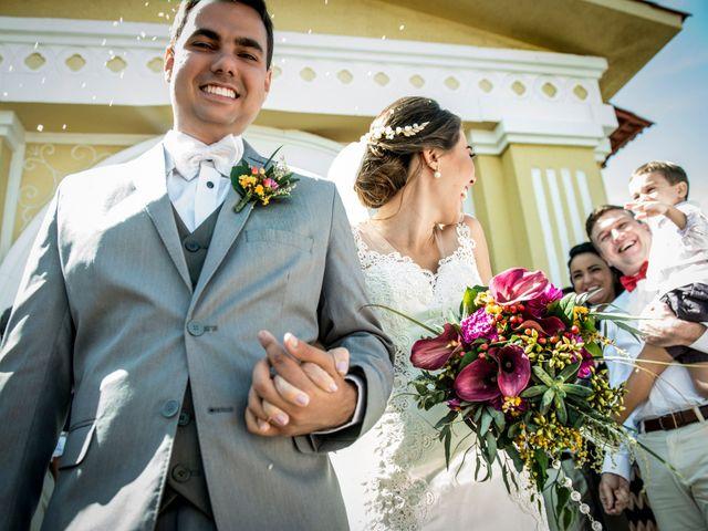 O casamento de Soraia e Matheus