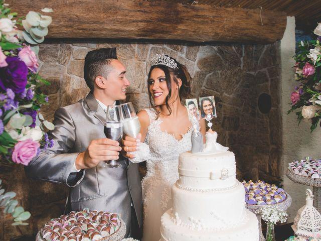 O casamento de Fátima e Elyakim