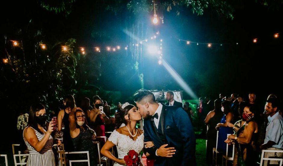 O casamento de Matheus da Silva  e Beatriz da Silva em São Gonçalo, Rio de Janeiro