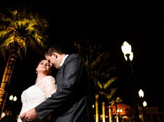 O casamento de Bruna e Maikon