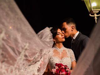 O casamento de Isabella e Davi