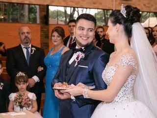 O casamento de Caroline e Rodrigo 1