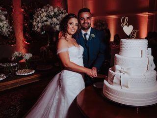 O casamento de Thaisa e Lucas
