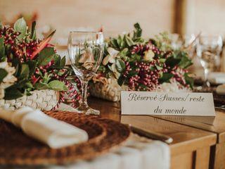 O casamento de Nicole e Maxime 3