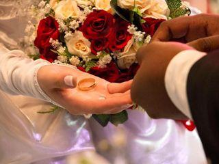 O casamento de Andressa e Wanderson