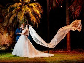 O casamento de Luana e Diogo