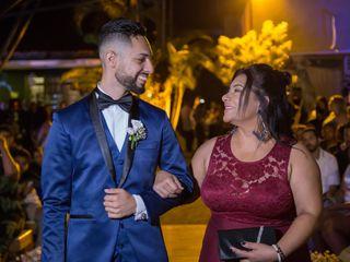 O casamento de Karine e Jonathas 1