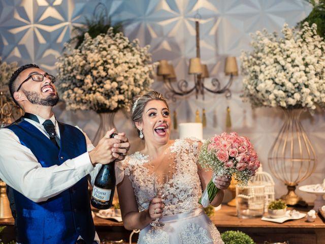 O casamento de Fernanda e Cesar