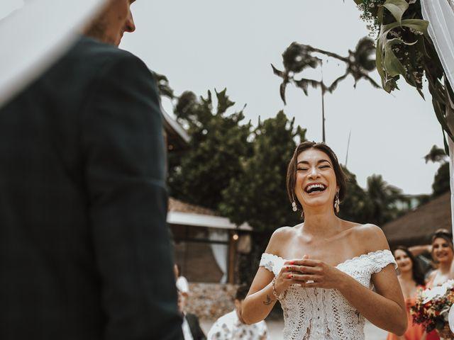 O casamento de Maxime e Nicole em São Sebastião, São Paulo 136
