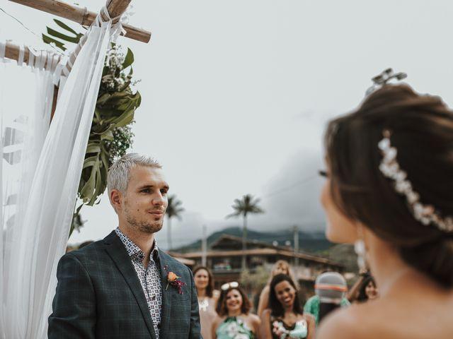 O casamento de Maxime e Nicole em São Sebastião, São Paulo 1