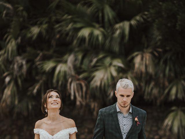 O casamento de Maxime e Nicole em São Sebastião, São Paulo 2