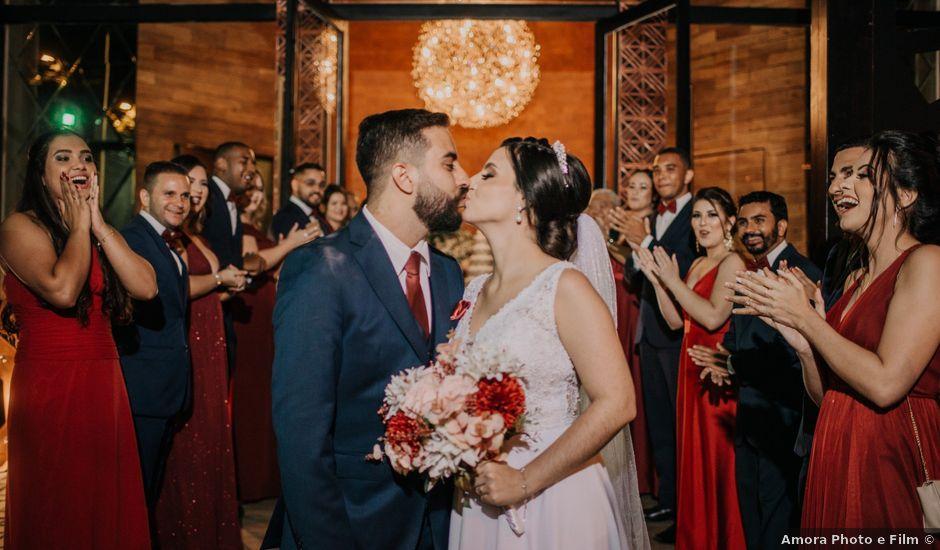 O casamento de Henrique e Pamela em São Paulo, São Paulo
