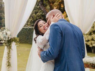 O casamento de Junia e Matheus