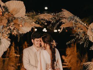 O casamento de Jhow e Cris