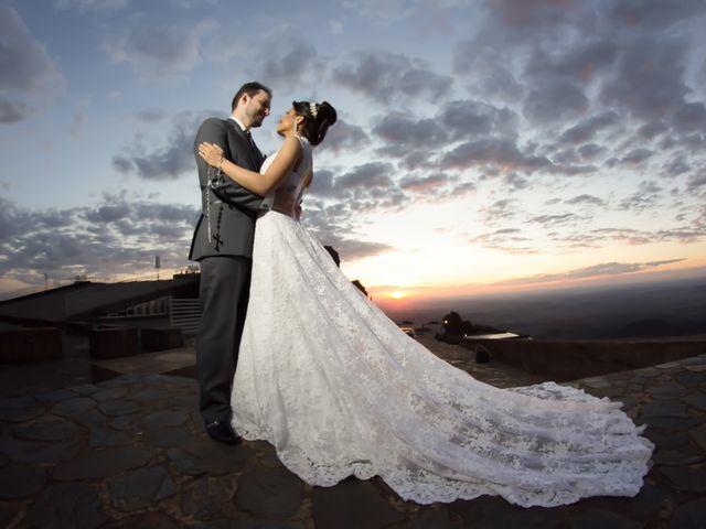 O casamento de Thais e Anizio