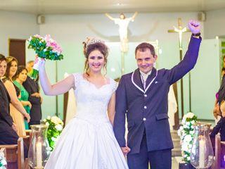 O casamento de Liz e Fábio