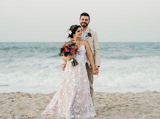 O casamento de Aline e Victor
