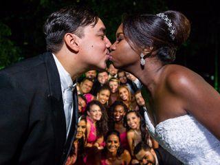 O casamento de Taissa e Tupiacy