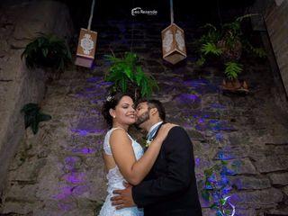 O casamento de Lais e Neylor