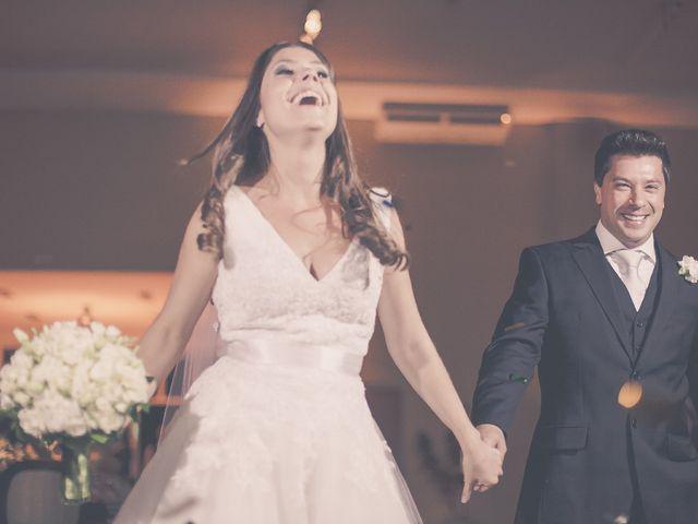 O casamento de Claudia e Andre