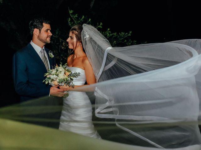 O casamento de Daniele e Guilherme