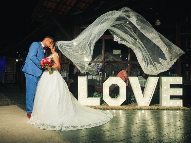 O casamento de Karine e Gunnar