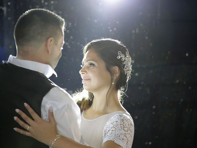 O casamento de Adriana Paula e Adriano