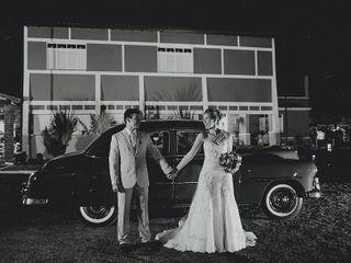 O casamento de Marcela e Victor