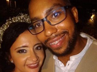 O casamento de Olga Faria de Sá Abreu e Rafael Lauro Abreu Santos de Sá