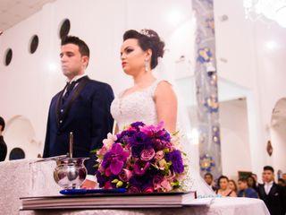O casamento de Taiane e Vinicius