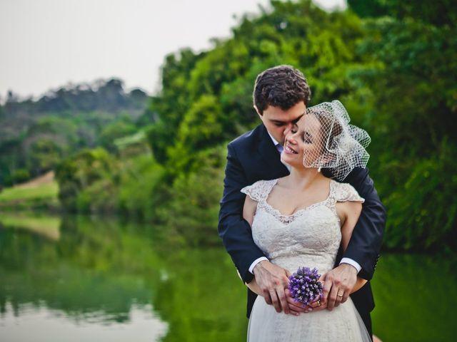 O casamento de Gabi e Rafael