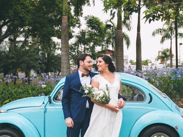 O casamento de Melissa e Lucas