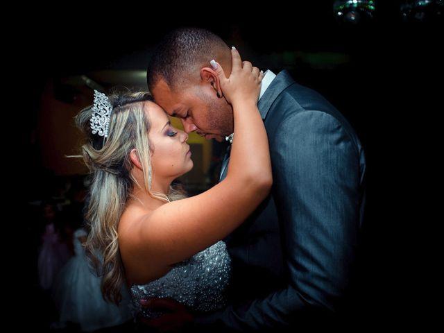 O casamento de Lilian e Davi