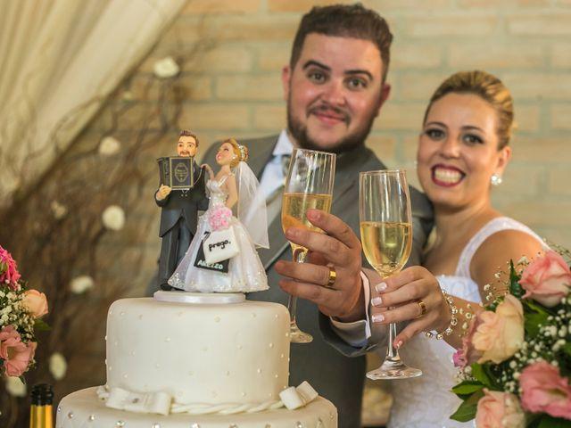 O casamento de Daniele e Alvaro