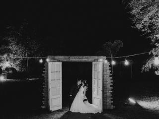 O casamento de Larissa e Filipe