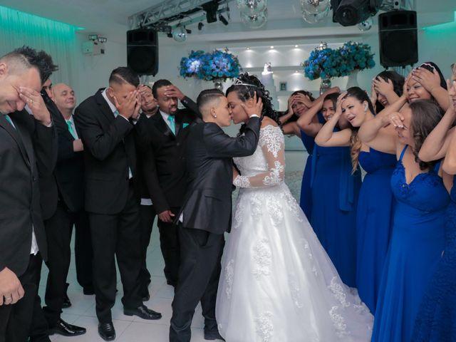 O casamento de Tamy e Miriã