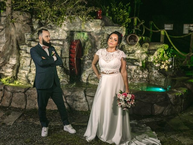 O casamento de Roberta e Guilherne
