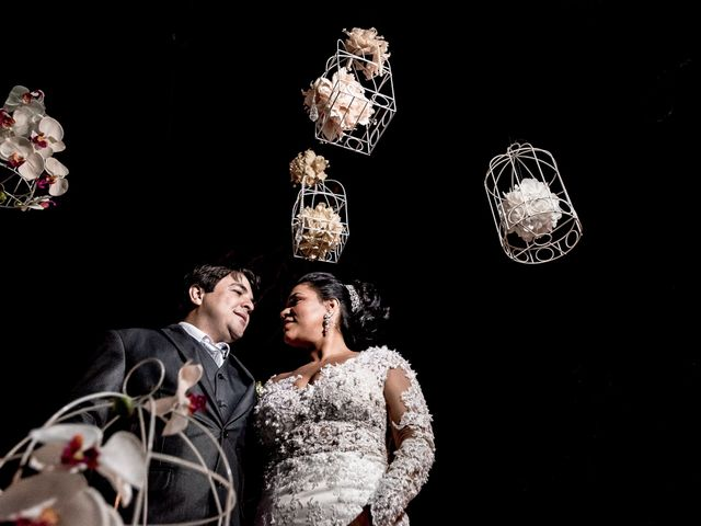 O casamento de Neia e Alex
