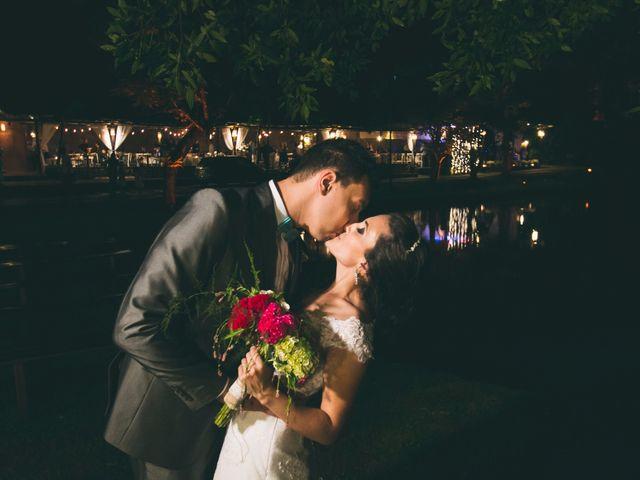 O casamento de Giuliana e Lucas