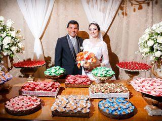 O casamento de Camila e Flavio