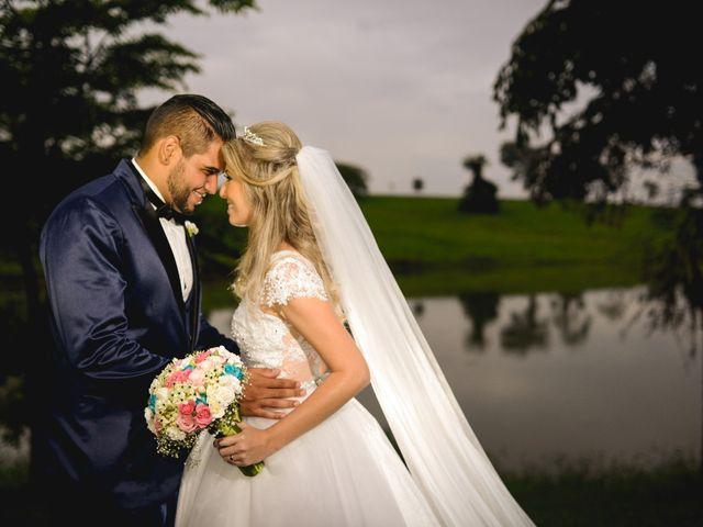 O casamento de Driele e Gustavo