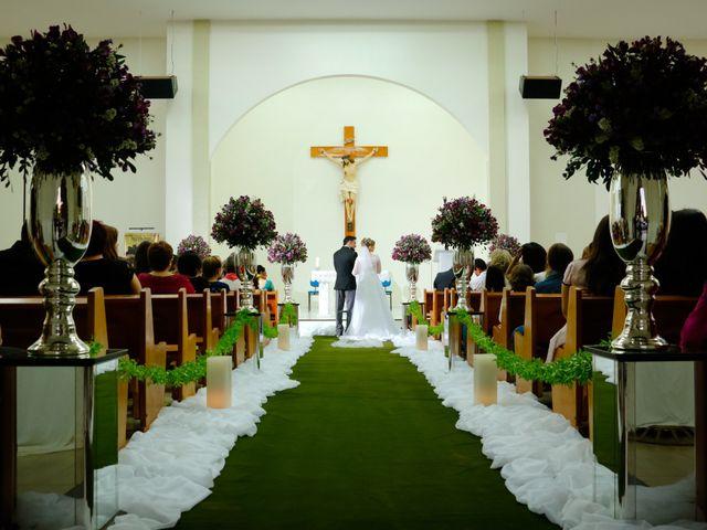 O casamento de Ricardo e Claudine em Ubiratã, Paraná 16