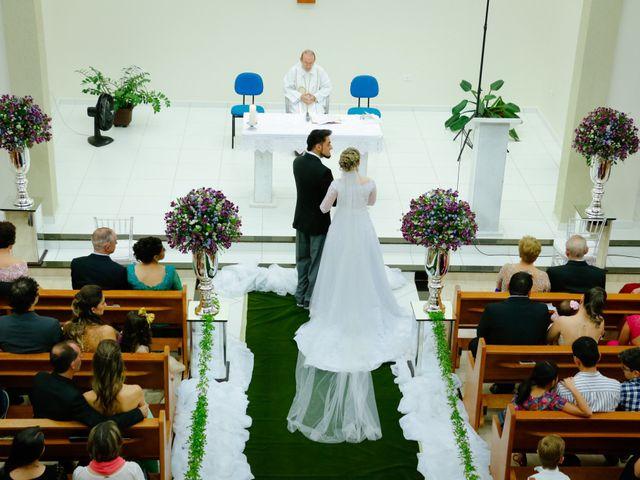 O casamento de Ricardo e Claudine em Ubiratã, Paraná 19
