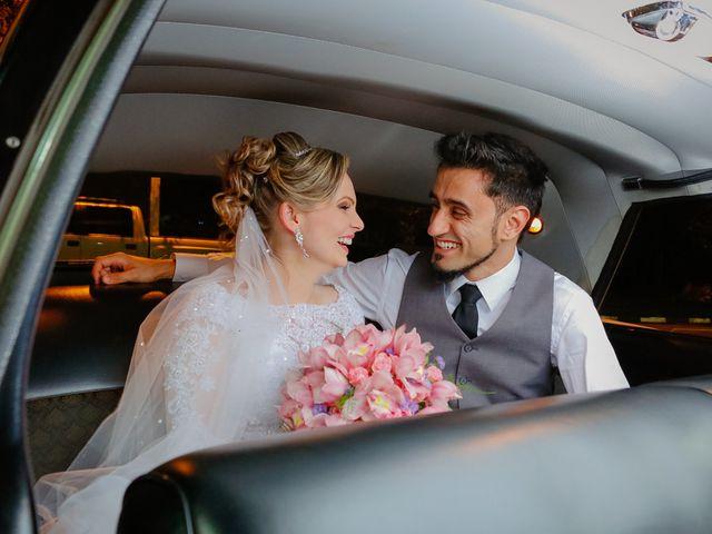 O casamento de Ricardo e Claudine em Ubiratã, Paraná 41