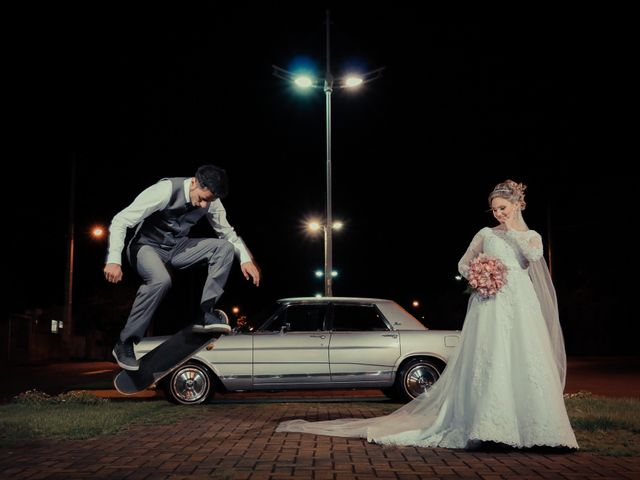O casamento de Ricardo e Claudine em Ubiratã, Paraná 48