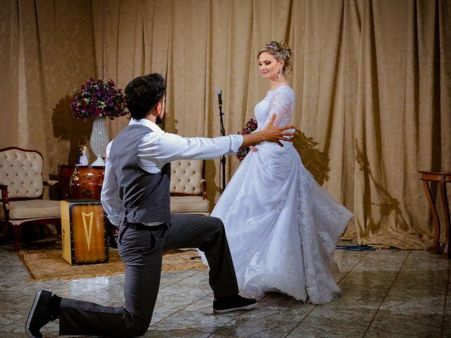 O casamento de Ricardo e Claudine em Ubiratã, Paraná 62